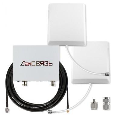 Комплект DS-2100/2600-17C3 (2100/2600 МГц, 50 мВт)