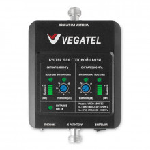 Бустер VEGATEL VTL20-1800/3G