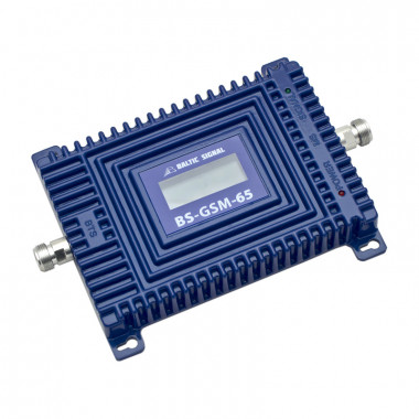 Репитер Baltic Signal - BS-GSM-65 (900 МГц, 50 мВт)