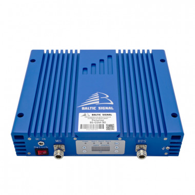 Репитер Baltic Signal - BS-GSM-80 (900 МГц, 1000 мВт)
