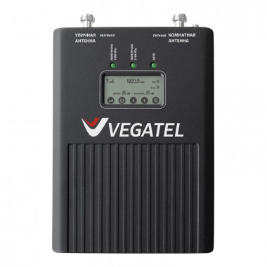 Бустер VEGATEL VTL33-1800/2100 (1800/2100 МГц, 2000 мВт)