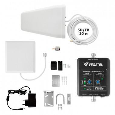 Комплект VEGATEL VT-1800-kit (дом, LED) (МГц, мВт)