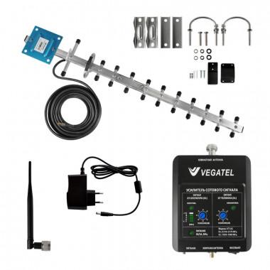 Комплект VEGATEL VT-3G-kit (LED) (2100 МГц, 32 мВт)