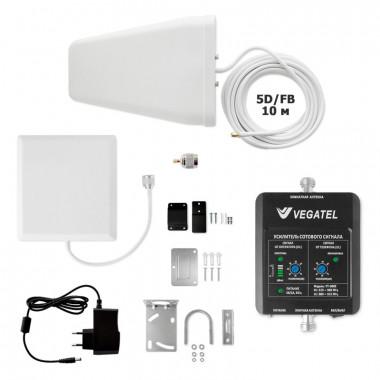Комплект VEGATEL VT-900E-kit (дом, LED) (900 МГц, 32 мВт)