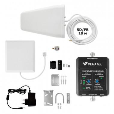 Комплект VEGATEL VT2-3G-kit (дом, LED) (2100 МГц, 158 мВт)