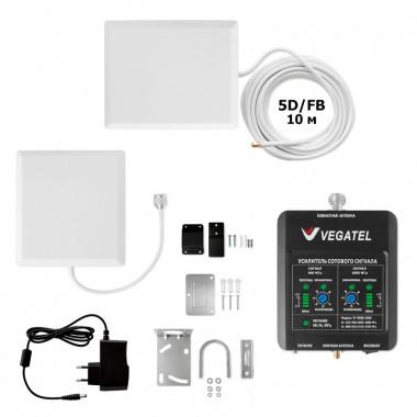 Комплект VEGATEL VT-900E/1800-kit (LED) (МГц, мВт)