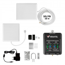 Комплект VEGATEL VT-900E/3G-kit (LED)