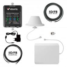 Комплект VEGATEL VT-1800/3G-kit (офис, LED) (1800/2100 МГц, 50 мВт)